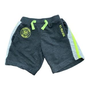 US polo Assn shorts size 3T